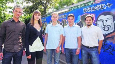 Jungen Stimmen des Gemeinderats - Foto: Rudel